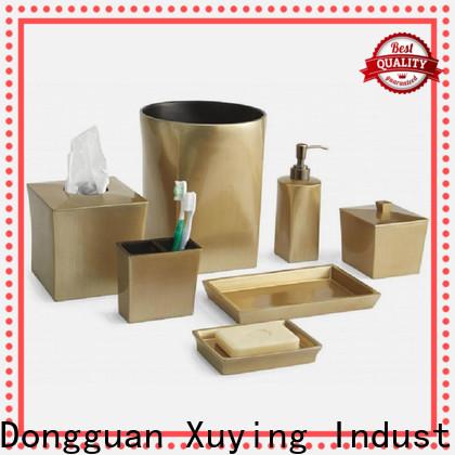 Xuying Bathroom Items modern silver bathroom accessories on sale for bathroom