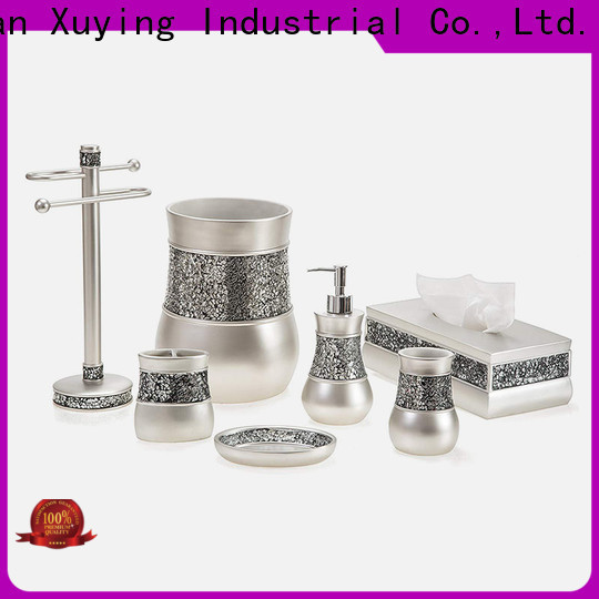 modern black and white bathroom accessories wholesale for restroom