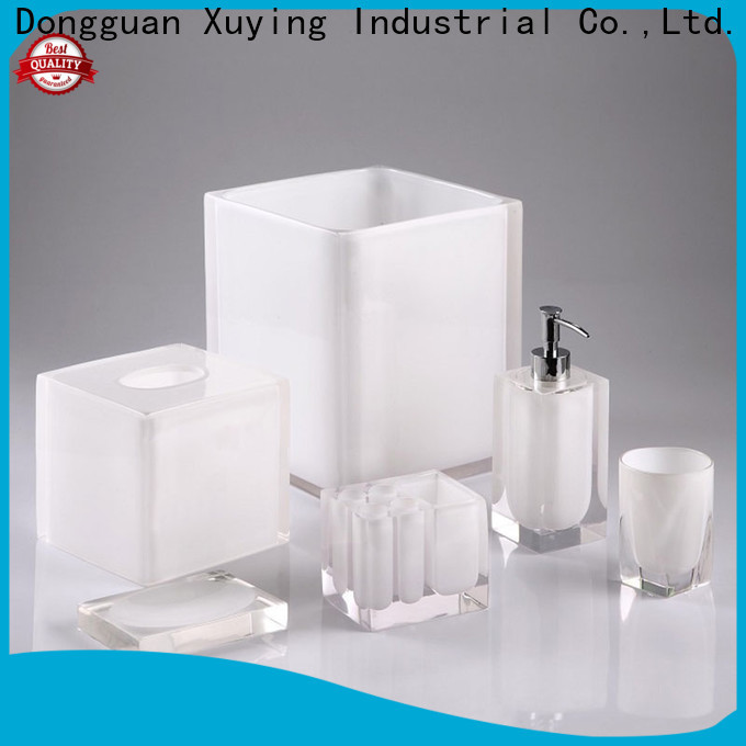 Xuying Bathroom Items grey bathroom accessories supplier for bathroom