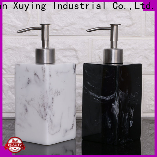 Xuying Bathroom Items soap dispenser set directly sale for hotel