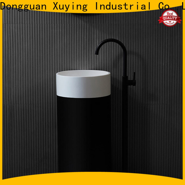 Xuying Bathroom Items stable counter top basins factory price for home