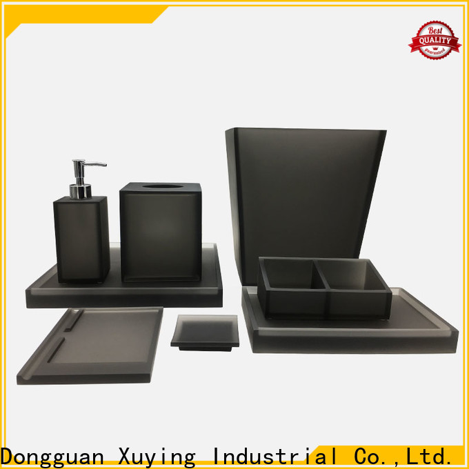 Xuying Bathroom Items hot selling bathroom accessories luxury factory price for home