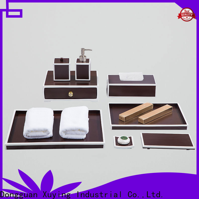 elegant luxury bath accessories with good price for hotel