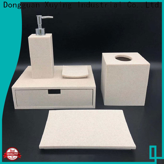Xuying Bathroom Items matte black bathroom accessories design for home