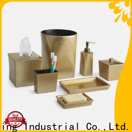 Xuying Bathroom Items gold bathroom accessories on sale for hotel