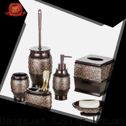 durable silver bathroom accessories customized for restroom