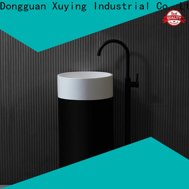 Xuying Bathroom Items wash hand basin factory price for restroom