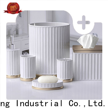 durable white bathroom accessories factory for hotel