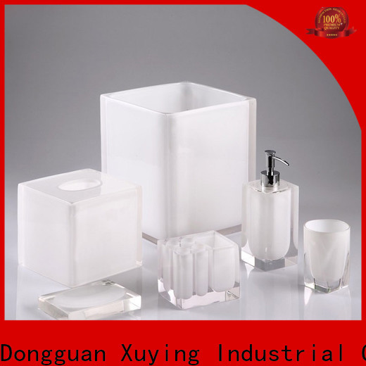 practical bathroom decor sets personalized for hotel