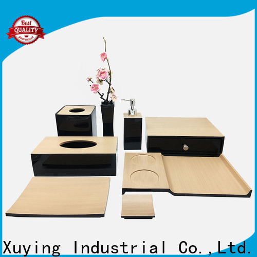 Xuying Bathroom Items popular hotel accessories supplier for restroom