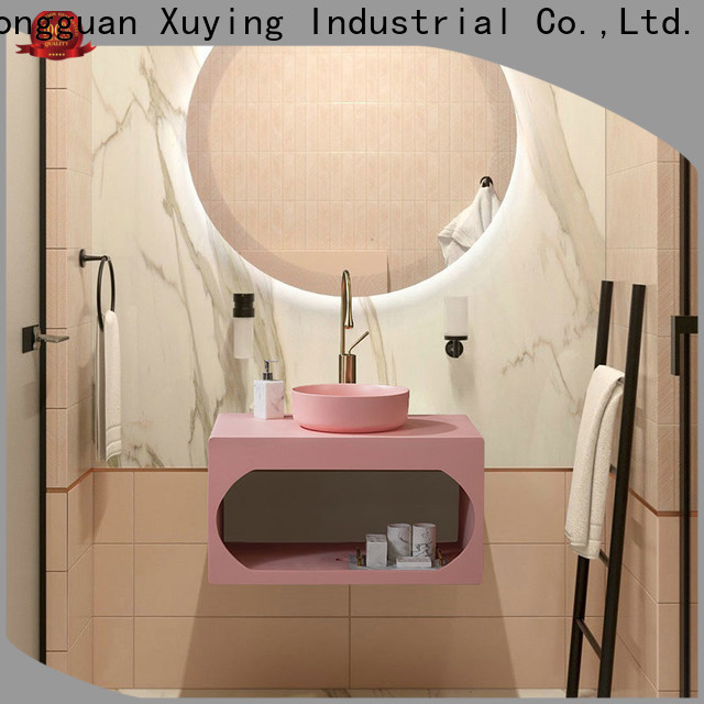 Xuying Bathroom Items fashion blue bathroom accessories set customized for home