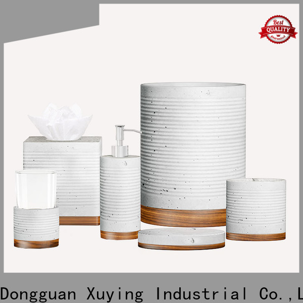 Xuying Bathroom Items black bathroom accessories on sale for home