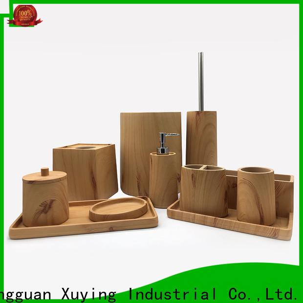 Xuying Bathroom Items elegant black and gold bathroom manufacturer for bathroom