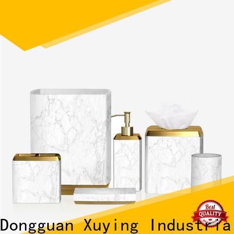 elegant silver bathroom accessories manufacturer for home