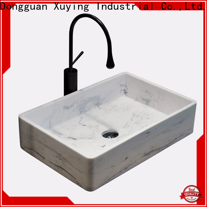 reliable square bathroom sinks supplier for home