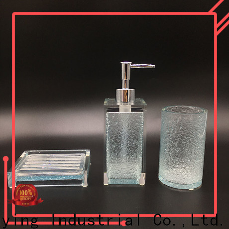 hot selling bathroom accessories luxury supplier for home