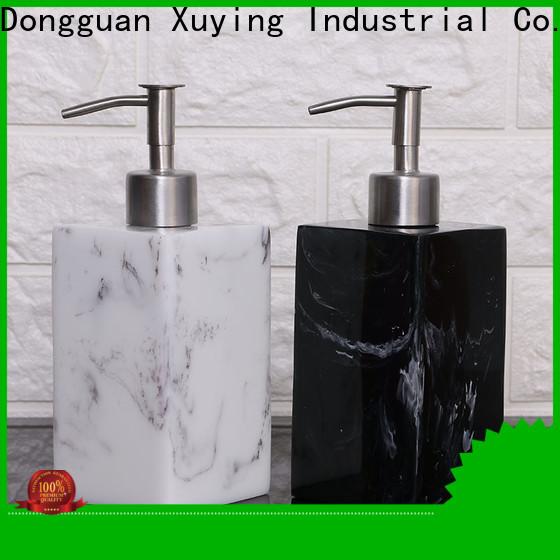 Xuying Bathroom Items elegant liquid soap dispenser factory price for home