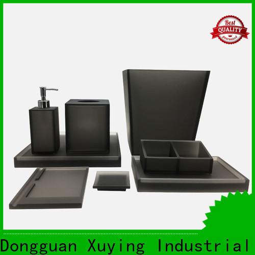 Xuying Bathroom Items quality black bathroom accessories supplier for hotel