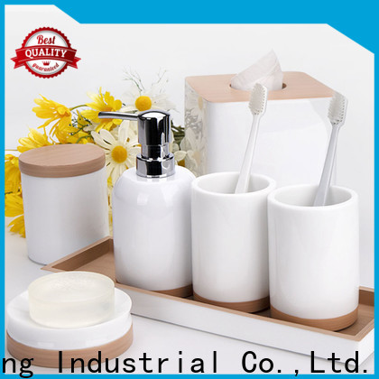 Xuying Bathroom Items matte black bathroom accessories supplier for restroom