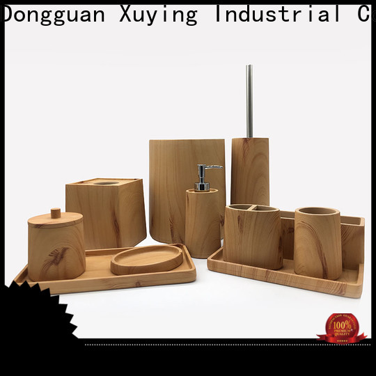 fashion gold bathroom accessories manufacturer for home