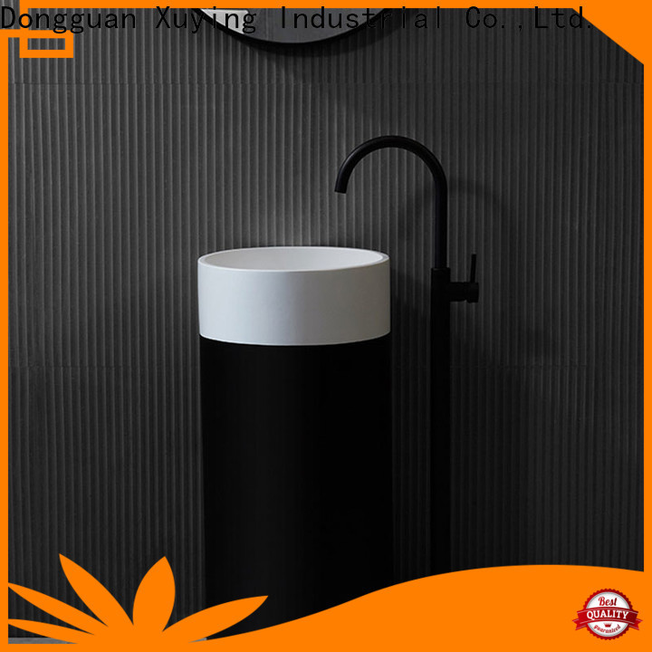 Xuying Bathroom Items durable square bathroom sinks factory price for restroom
